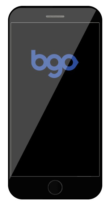 BGO Bingo - Mobile friendly