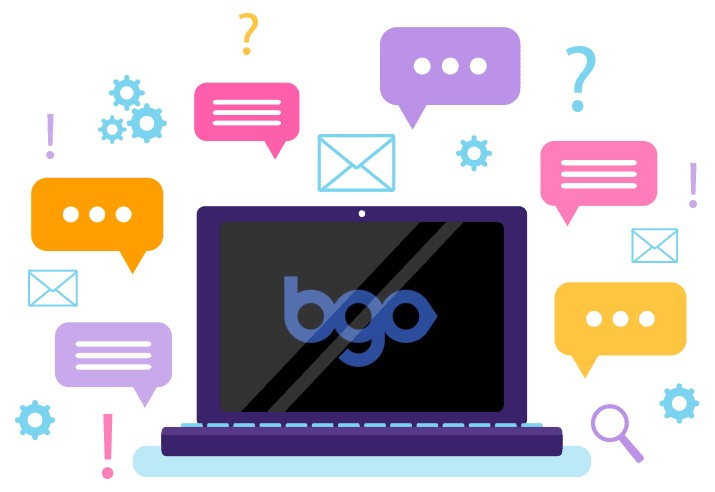 BGO Bingo - Support
