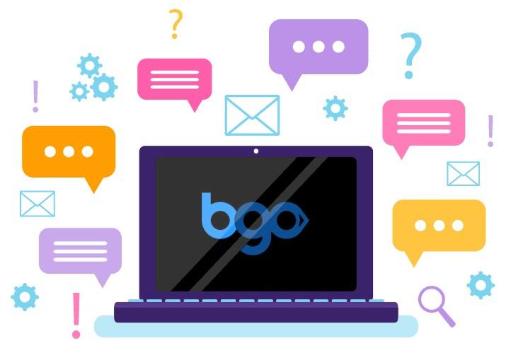 Bgo Casino - Support