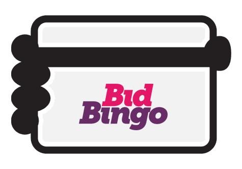Bid Bingo Casino - Banking casino