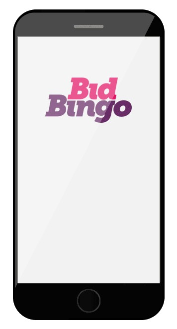 Bid Bingo Casino - Mobile friendly
