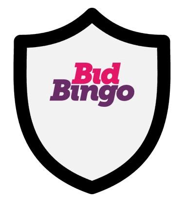 Bid Bingo Casino - Secure casino