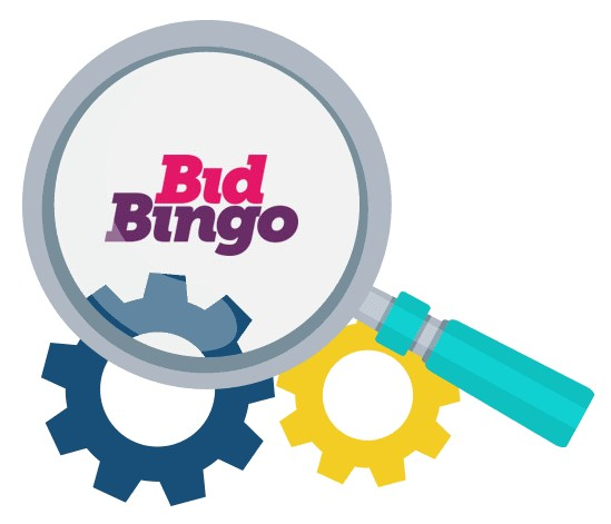 Bid Bingo Casino - Software