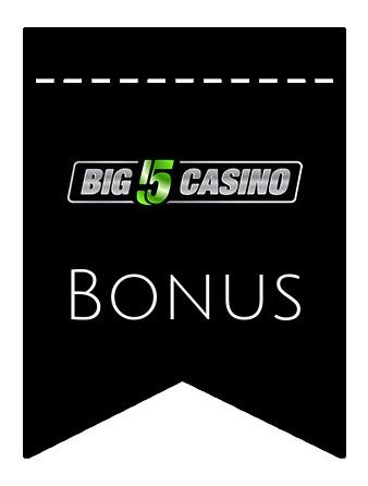 Latest bonus spins from Big 5 Casino