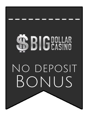 Big Dollar Casino - no deposit bonus CR