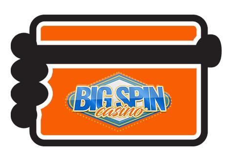 Big Spin - Banking casino