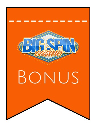 Latest bonus spins from Big Spin