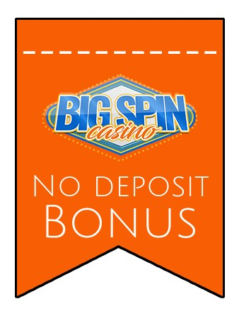 Big Spin - no deposit bonus CR