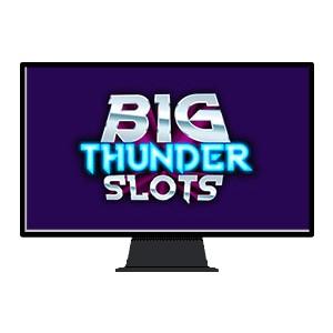 Big Thunder Slots - casino review