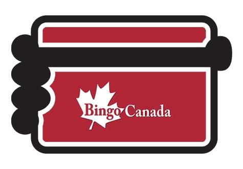 Bingo Canada - Banking casino