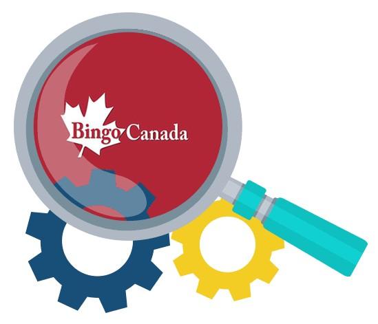 Bingo Canada - Software
