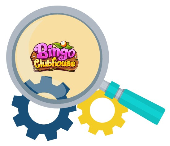 Bingo Clubhouse Casino - Software