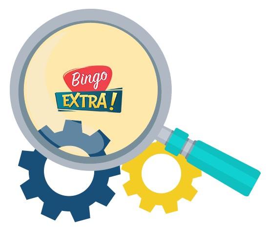 Bingo Extra Casino - Software
