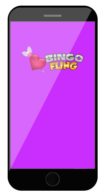 Bingo Fling - Mobile friendly