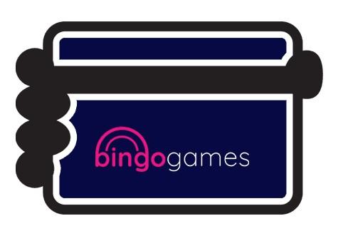 Bingo Games - Banking casino