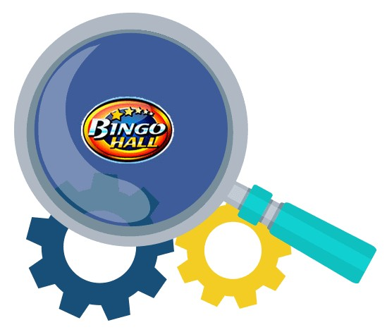 Bingo Hall Casino - Software