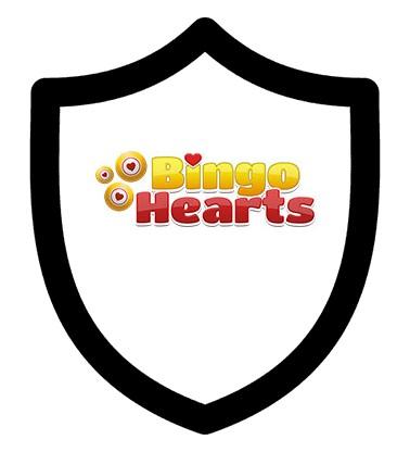 Bingo Hearts Casino - Secure casino