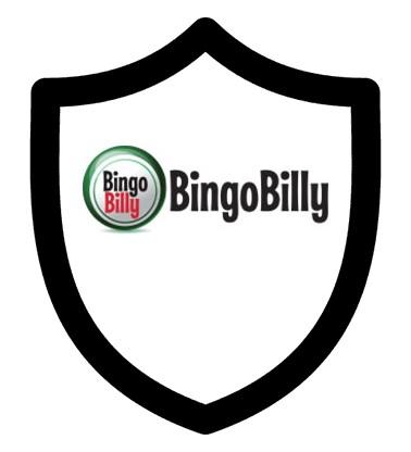 BingoBilly Casino - Secure casino