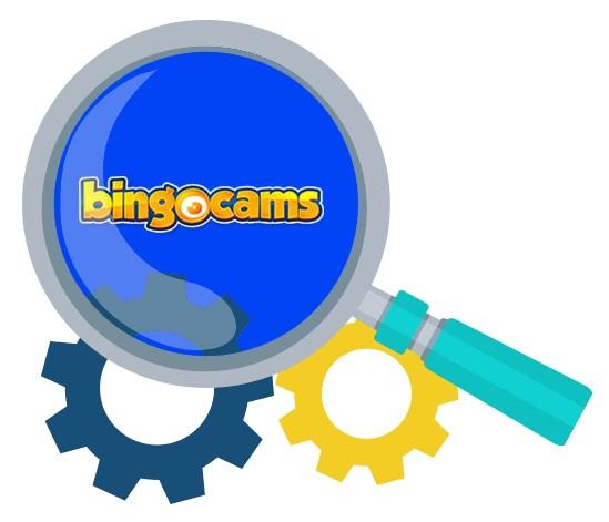 Bingocams - Software