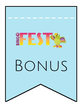 Latest bonus spins from BingoFest Casino