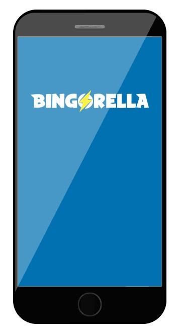 Bingorella Casino - Mobile friendly