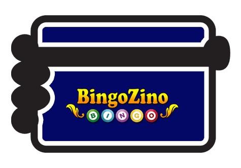 BingoZino Casino - Banking casino