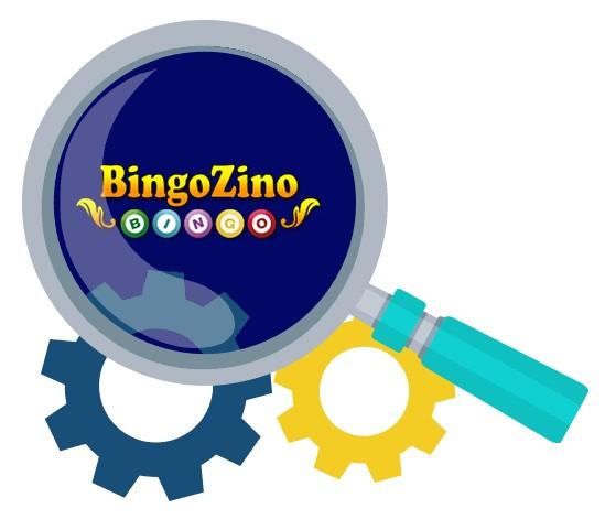 BingoZino Casino - Software