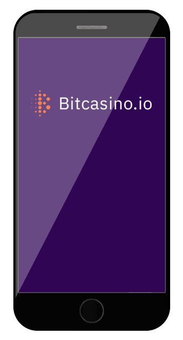Bitcasino - Mobile friendly