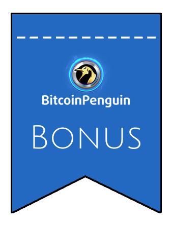 Latest bonus spins from BitcoinPenguin