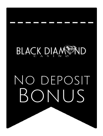 Black Diamond Casino - no deposit bonus CR