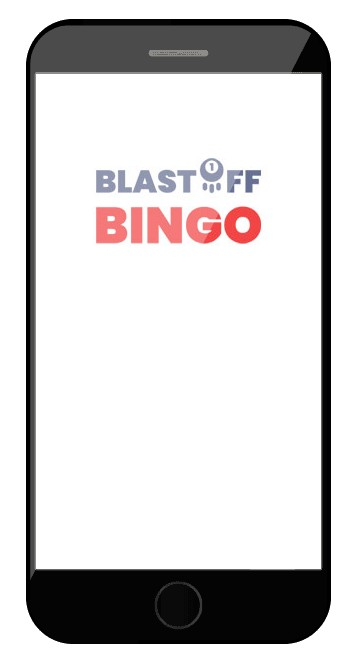 Blastoff Bingo - Mobile friendly