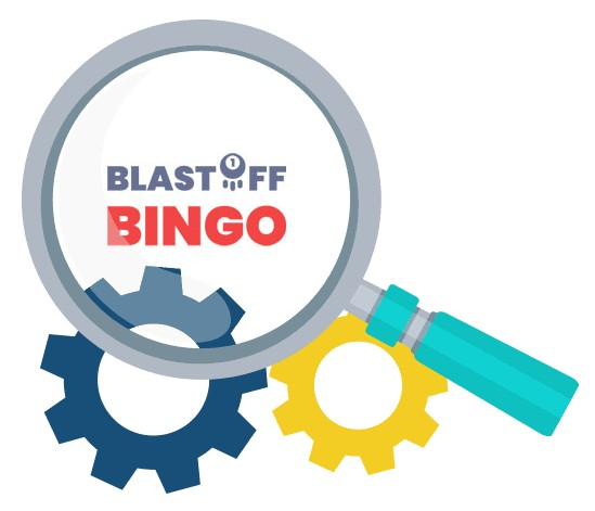 Blastoff Bingo - Software