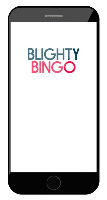 Blighty Bingo Casino - Mobile friendly