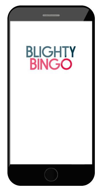 Blighty Bingo Casino - Mobile friendly