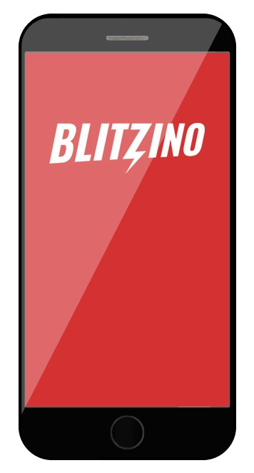 Blitzino Casino - Mobile friendly