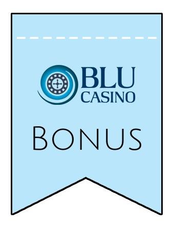 Latest bonus spins from Blu Casino