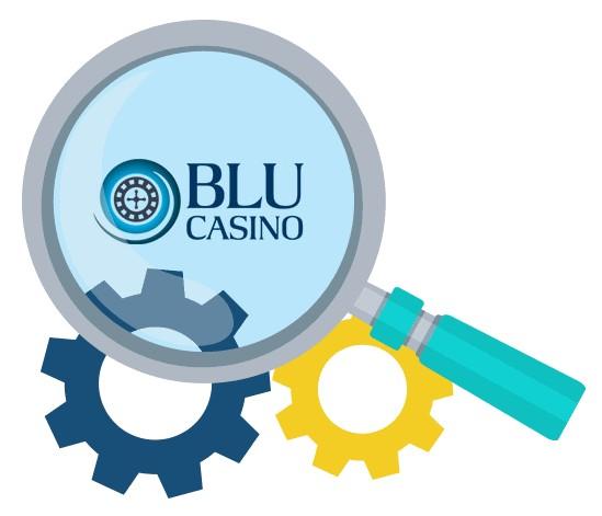Blu Casino - Software