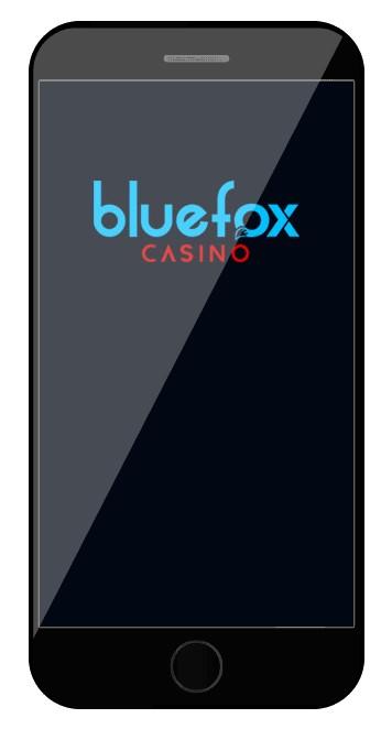 Bluefox Casino - Mobile friendly