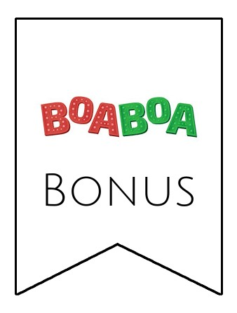 Latest bonus spins from Boaboa Casino