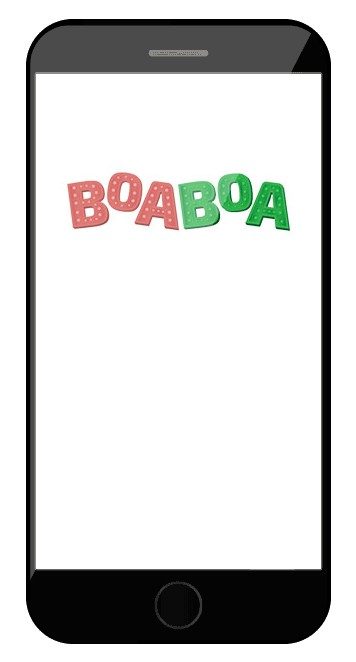 Boaboa Casino - Mobile friendly