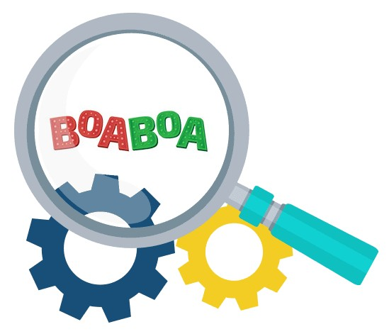 Boaboa Casino - Software