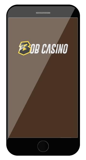 Bob Casino - Mobile friendly
