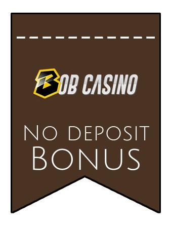 Bob Casino - no deposit bonus CR