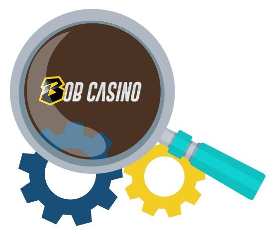 Bob Casino - Software