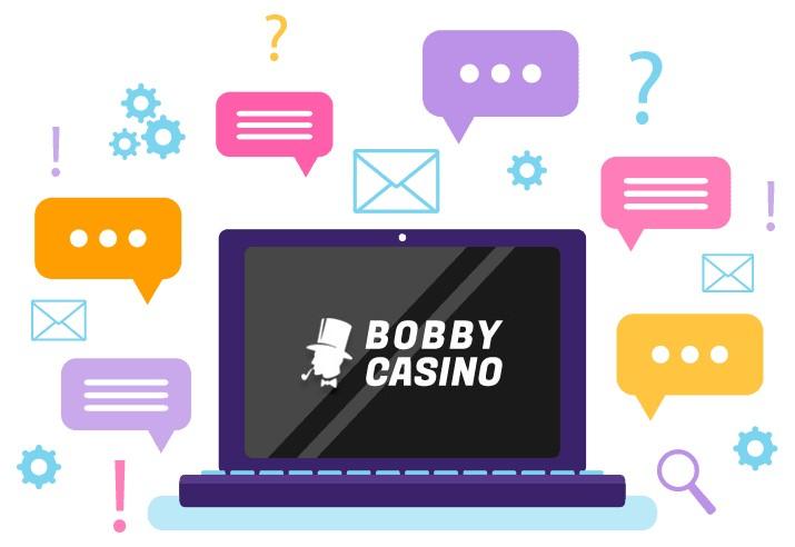 Bobby Casino - Support