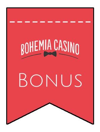 Latest bonus spins from Bohemia Casino