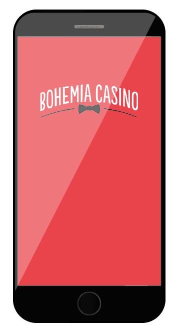 Bohemia Casino - Mobile friendly