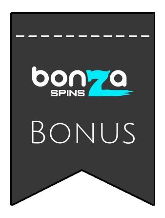 Latest bonus spins from Bonza Spins Casino