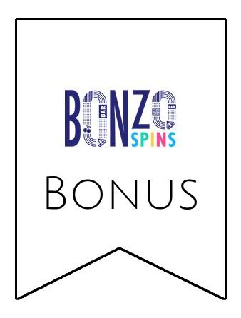 Latest bonus spins from Bonzo Spins Casino
