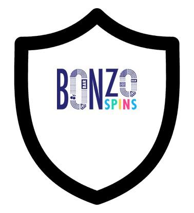 Bonzo Spins Casino - Secure casino